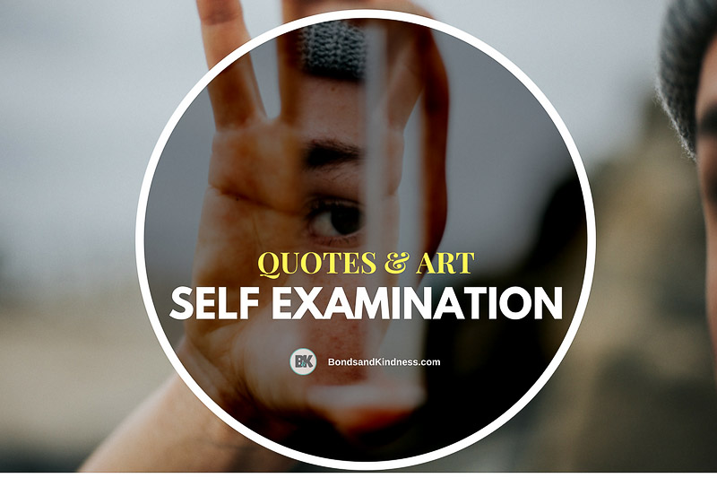 self examination quotes