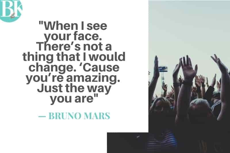 bruno mars the way you are
