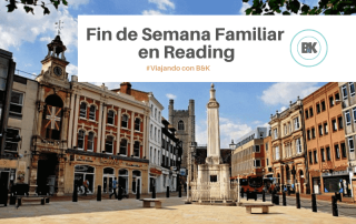 Fin de Semana Familiar en Reading