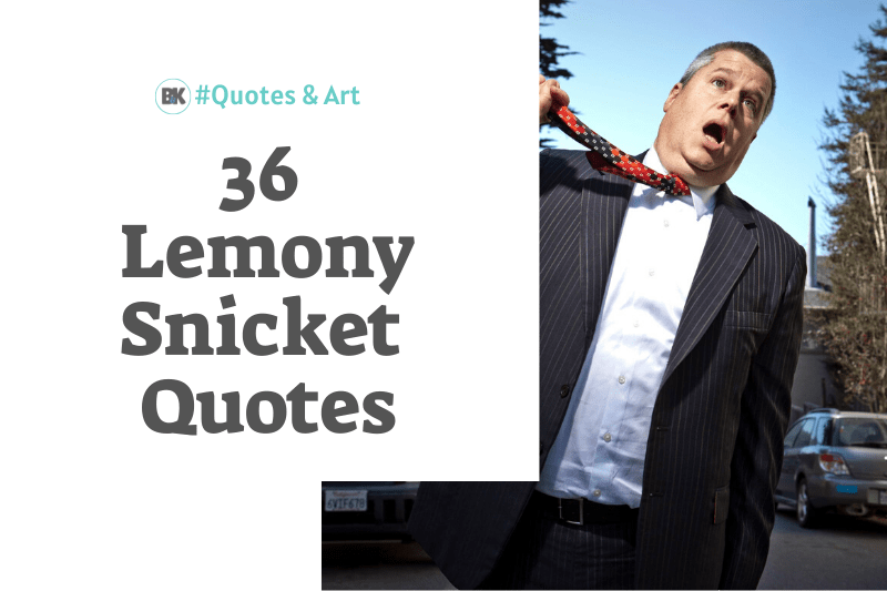 lemony snicket cover