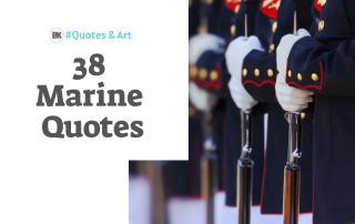 marine quotes cover